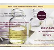 CURSO: BÁSICO DE COSMÉTICA NATURAL