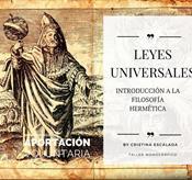 TALLER: LEYES UNIVERSALES