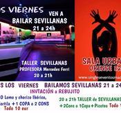 EVENTO: LOS VIERNES BAILA SEVILLANAS CON PICOTE...