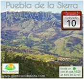 EXCURSIÓN: PUEBLA DE LA SIERRA - RESERVA DE LA ...