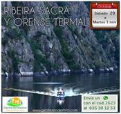 VIAJE: RIBEIRA SACRA Y ORENSE TERMAL