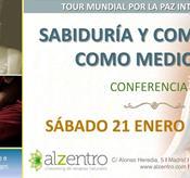 EVENTO: SABIDURÍA Y COMPASIÓN COMO MEDICINA - M...