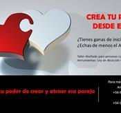 CURSO: CREA TU PAREJA DESDE EL SER