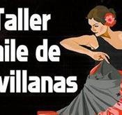 CURSO: TALLER BAILA SEVILLANAS  MÉTODO RÁPIDO- ...