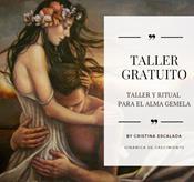 CHARLA - TALLER  GRATUITO PARA EL ALMA GEMELA
