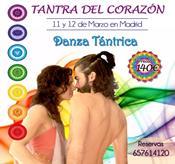TALLER: TANTRA DEL CORAZÓN 11 Y 12 DE MARZO EN ...