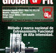 CONFERENCIA: CURSO DE ENTRENADOR GLOBALFIT