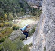 Curso de gestión del miedo en escalada (nivel 1)
