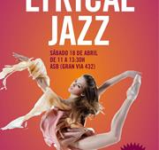 WORKSHOP DE LYRICAL JAZZ