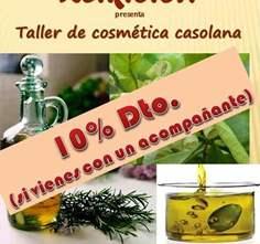 TALLER DE COSMÉTICA CASOLANA (CASERA)