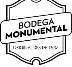 Restaurante: Bodega monumental - creu coberta