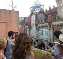 Comunidad: Barcelona rooftops