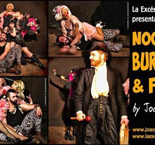 Amantes del Cabaret, el Burlesque y el teatro