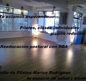 Amantes del método Pilates
