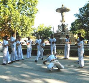 Capoeira Madrid