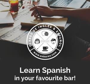 Aprende español en tu bar favorito