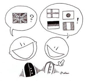 Aprender inglés pasando un rato divertido