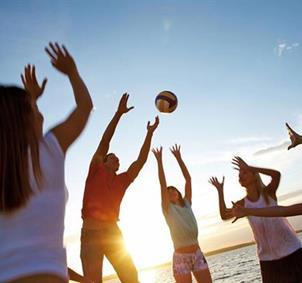 Amantes del deporte en La Safor y Marina Alta
