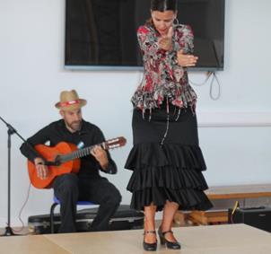 Clases de flamenco mañaneras