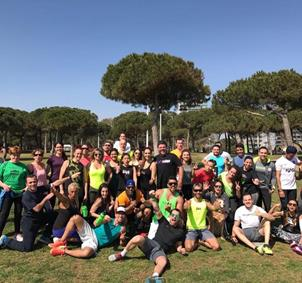 FIT FRIENDS BCN  COMUNIDAD FITNESS