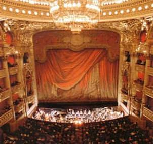 Conciertos, Óperas
