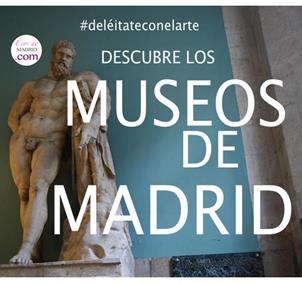 Deléitate con el Arte. Museos Madrid. EcosdeMadrid