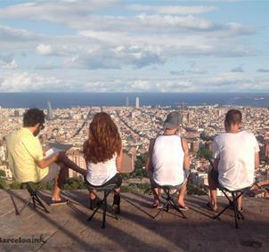 Dibujando Barcelona