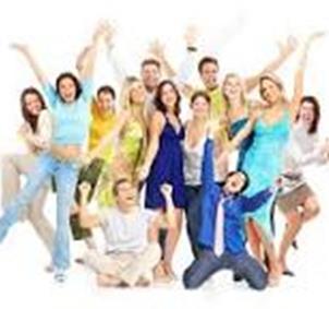 Gente sana y divertida de 32 a 40