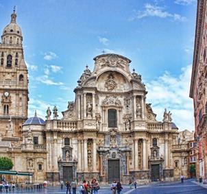 Grupo de amistad en Murcia
