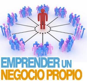 Grupo de Personas emprendedoras