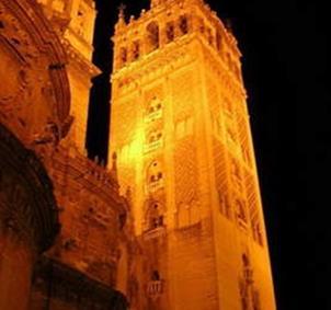 Grupo de Sevilla joven de 20 a 27 años