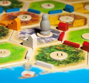 Grupo para juegos de mesa en Granada