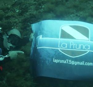 La Pruna (Navegar, pesca y buceo)
