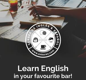Learn English in your favourite bar in Barcelona