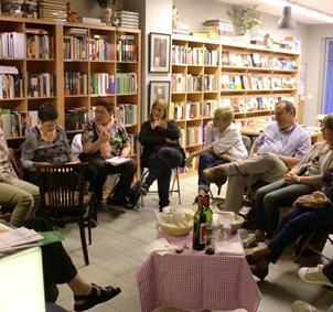 Lectores adictos al Librerío