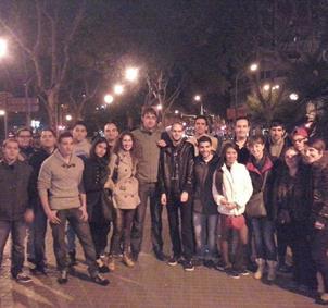 Los Jovenes de Barcelona (18-30 Años)