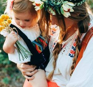 Mamis e hijos de 0 a 10 años