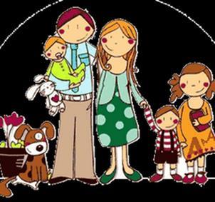 Mamis y papis, niños hasta 10 años