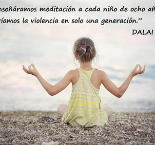 Meditación para madres e hijos.