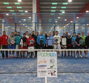 Padel en Madrid torneos y quedadas