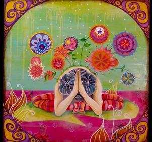Meditamos, Amamos y nos Realizamos