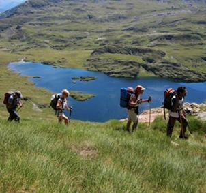 Senderisme i bici per les comarques de Lleida