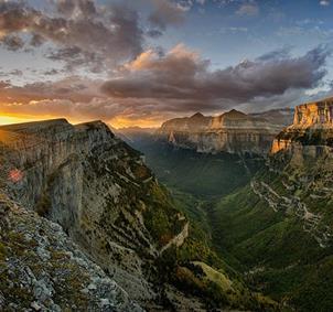 Senderisme / trekking per zona Tarragona i Pirineu