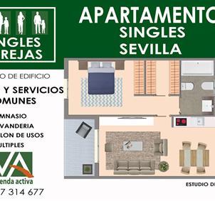 viviendas singles