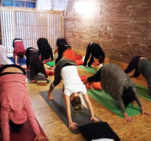 Yoga en Poblenou