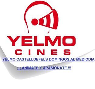 AL CINE EL DOMINGO AL MEDIODÍA