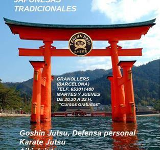 AMIGOS DE LAS ARTES MARCIALES TRADICIONALES JAPON