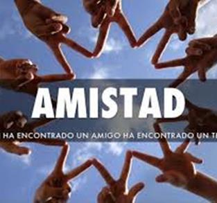 AMISTAD. GRUPO A PARTIR DE 45 AÑOS