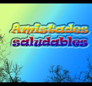 AMISTADES  SALUDABLES