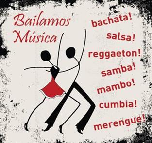 BACHATEROS, SALSEROS Y AMANTES DEL BAILE